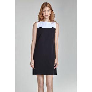 Šaty s25 čierna vyobraziť