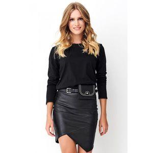 Čierne šaty NU239 vyobraziť