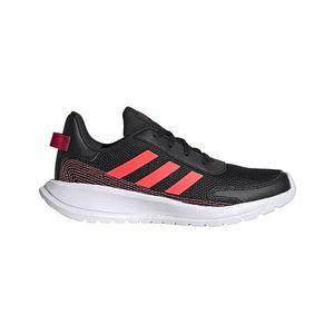 Čierne detské topánky Adidas vyobraziť
