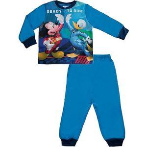 Svetlo modré pyžamo mickey vyobraziť
