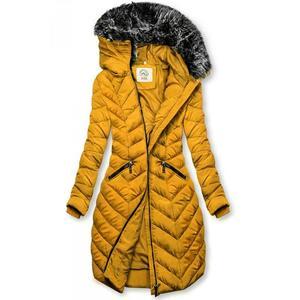 Prešívaný kabát vyobraziť
