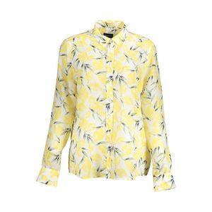 Gant dámska košeľa Farba: žltá, Veľkosť: 38 vyobraziť