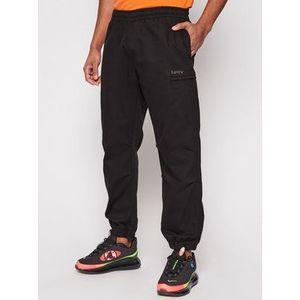 Levi's® Jogger nohavice Marine A0127-0002 Čierna Regular Fit vyobraziť