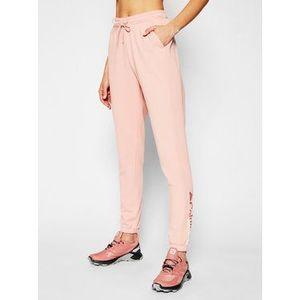 Columbia Teplákové nohavice French Terry 1933261 Ružová Regular Fit vyobraziť