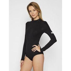 Guess Body Eva W1RP36 K68D2 Čierna Slim Fit vyobraziť