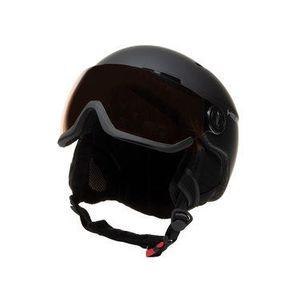Head Lyžiarska helma Knight 324118 Čierna vyobraziť
