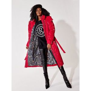 Rage Age Zimný kabát Isolde 2 Červená Regular Fit vyobraziť