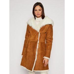 Ugg Zimný kabát 1017644 Hnedá Regular Fit vyobraziť