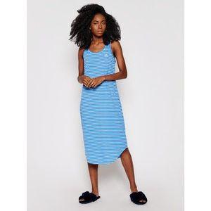 Lauren Ralph Lauren Nočná košeľa ILN02058 Modrá vyobraziť