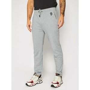 KARL LAGERFELD Teplákové nohavice Sweat 705081 502910 Sivá Regular Fit vyobraziť