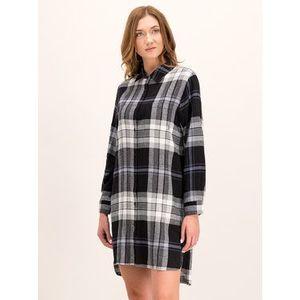 DKNY Nočná košeľa YI2319476 Sivá Regular Fit vyobraziť