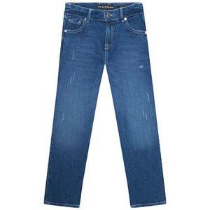 Guess Džínsy L1RA14 D4B91 Modrá Slim Fit vyobraziť