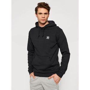 adidas Mikina Essential Hoody FM9956 Čierna Standard Fit vyobraziť