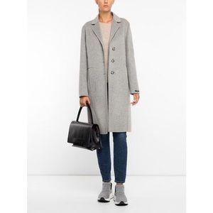 Sportmax Code Zimný kabát 70160596 Sivá Oversize vyobraziť