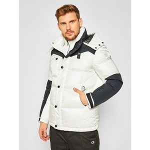 Blauer Vatovaná bunda Arthur 20WBLUB03010 005050 Biela Regular Fit vyobraziť