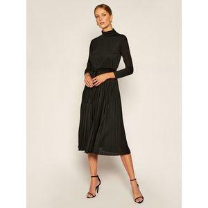 Marella Večerné šaty Polonia 36260109200 Čierna Regular Fit vyobraziť