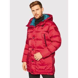 Blauer Vatovaná bunda 20WBLUB02159 005486 Červená Regular Fit vyobraziť