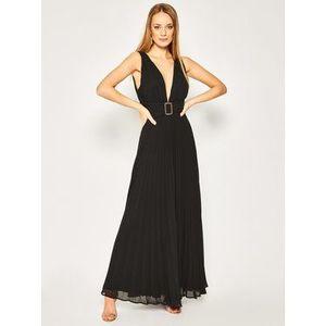 Marciano Guess Večerné šaty Shae 02G798 8637Z Čierna Regular Fit vyobraziť