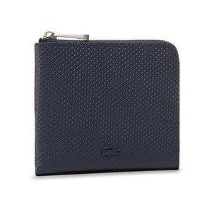Lacoste Veľká pánska peňaženka Cc Holder NH3272CE Tmavomodrá vyobraziť