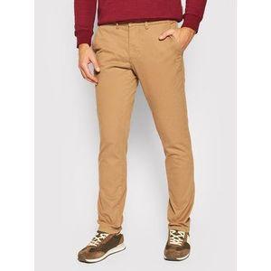 Napapijri Bavlnené nohavice Mana Wint 1 NP0A4EO2 Béžová Regular Fit vyobraziť