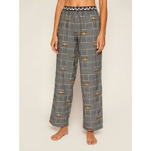 DKNY Pyžamové nohavice YI2722412 Čierna vyobraziť