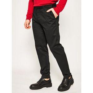 Emporio Armani Bavlnené nohavice 6G1PN6 1NHJZ 0920 Sivá Regular Fit vyobraziť