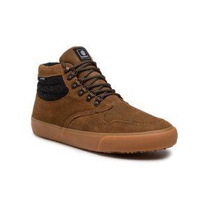 Element Sneakersy Topaz C3 Mid U6TM31-01A-2211 Hnedá vyobraziť