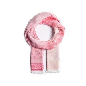 Guess Šál Cathleen (SG) Scarves AW8459VIS03 Ružová vyobraziť