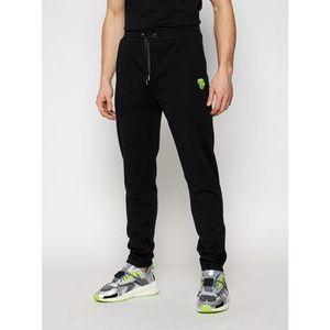 KARL LAGERFELD Teplákové nohavice Sweat 705095 511910 Čierna Regular Fit vyobraziť