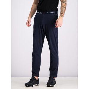 Tommy Hilfiger Teplákové nohavice UM0UM01186 Tmavomodrá Regular Fit vyobraziť