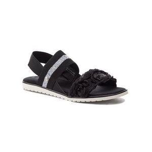 Bugatti Sandále 431-47882-5950-1013 Čierna vyobraziť