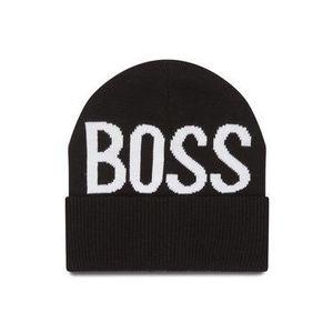 Boss Čiapka J21220 Čierna vyobraziť