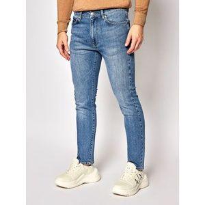 Iceberg Slim fit džínsy 20II1P022046006 Modrá Slim Fit vyobraziť