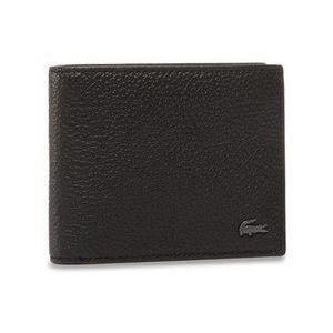 Lacoste Veľká pánska peňaženka S Billfold NH3316SQ Čierna vyobraziť