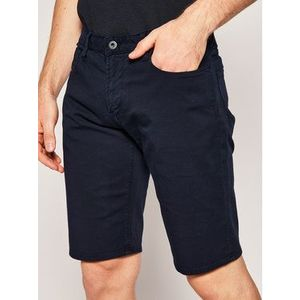 Emporio Armani Džínsové šortky 3H1PA6 1N4ZZ 0922 Tmavomodrá Slim Fit vyobraziť