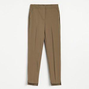 Reserved - Nohavice s elastickým pásom - vyobraziť