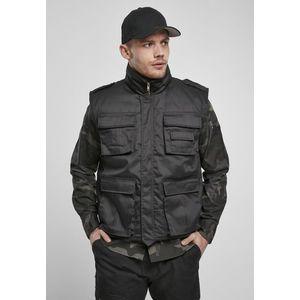 Pánska vesta BRANDIT Ranger Vest Farba: black, Grösse: 4XL vyobraziť