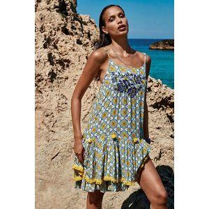Plážové šaty Gigi vyobraziť