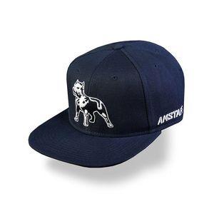 Amstaff Timus Snapback Cap - blau vyobraziť