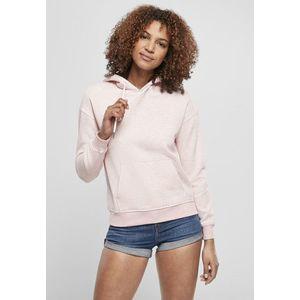 Urban Classics Ladies Color Melange Hoody pink melange - M vyobraziť