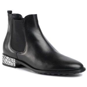 Kotníková obuv s elastickým prvkom OLEKSY vyobraziť