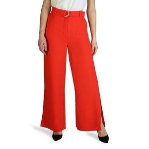 Armani dámske nohavice Farba: červená, Veľkosť: 2 vyobraziť
