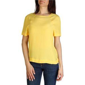 Tommy Hilfiger dámske tričko Farba: žltá, Veľkosť: 2 vyobraziť