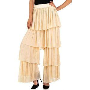 Dámska nohavicová sukňa s volánikmi JCL vyobraziť