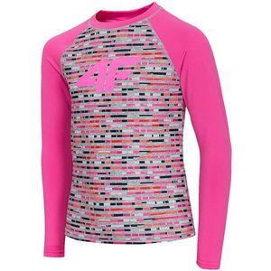 Termoaktívna tričko pre dievčatá 4F vyobraziť