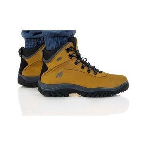 Pánske trekingové topánky 4F vyobraziť