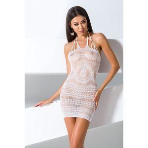 Biele šaty BS063 vyobraziť