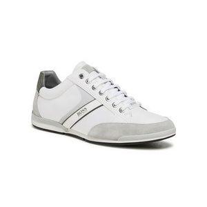 Boss Sneakersy Saturn 50407672 10216105 01 Biela vyobraziť