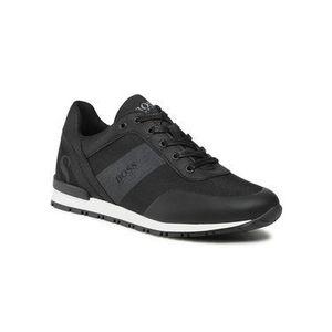 Boss Sneakersy J29M38 09B D Čierna vyobraziť