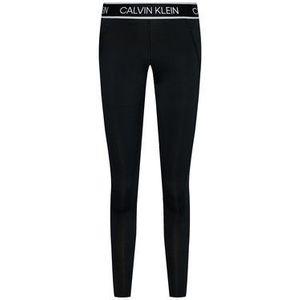 Calvin Klein Performance Legíny Full Lenght Tight 00GWS1L650 Čierna Slim Fit vyobraziť